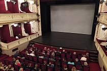 Ve Slezském divadle v Opavě se odehrála předpremiéra nového českého filmu s názvem Můj příběh.
