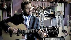 Velkou vášní Tomáše Panáčka je bezesporu hudba.