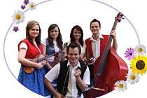 Cimbálová muzika sourozenců Borovičkových v celé své kráse.