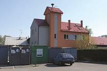 Hasičská zbrojnice pod zámeckým kopcem v Hradci se dočkala rekonstrukce.