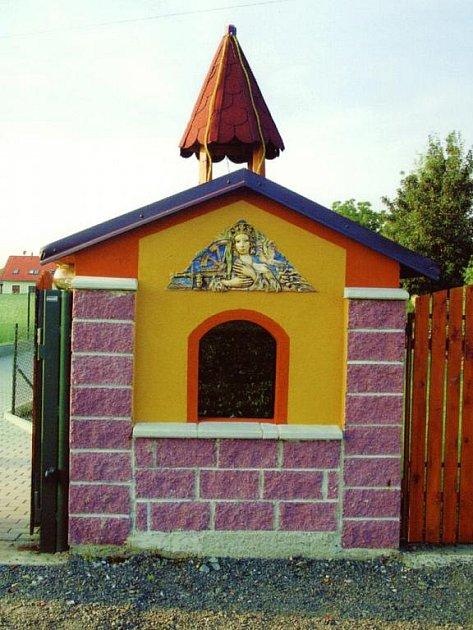 Kaple je zasvěcená svaté Kateřině, patronce Kateřinek.