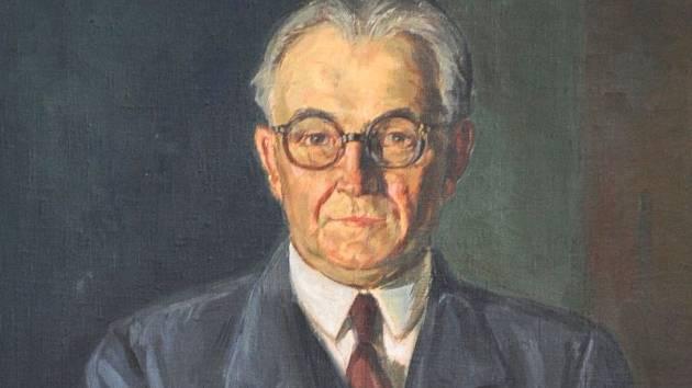 Artur Hrbáč. Muž, po jehož totožnosti pátralo vedení opavské radnice od loňského května, kdy malba byla nalezena bývalým zaměstnancem. Nakonec jej na obrazu Valetina Držkovice pomohl identifikovat blízký rodinný příbuzný.