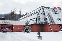 Zájemci o pronájem hotelu Belaria v Hradci nad Moravicí se mohou zúčastnit prohlídky ve středu 13. ledna.