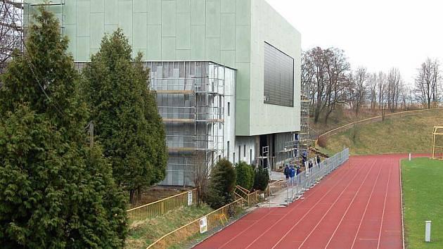 Tyršův stadion. Ilustrační foto.