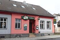 Restaurace U Hořínků se nachází v Pekařské ulici.