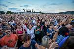 Festival Štěrkovna Open Music se každoročně těší velké divácké kulise.