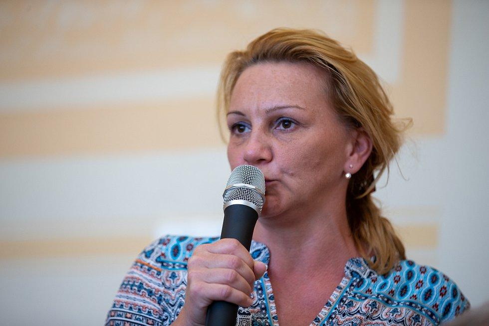 Setkání Sdružení obcí Hlučínska, 17. dubna 2019 v Kravařích.