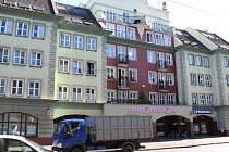 Krnovská ulice 28 a 30. Ilustrační foto.