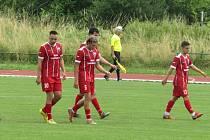 Fotbalisté Dolního Benešova prohráli v sobotním utkání 2. kola MSFL s Uničovem 0:3.