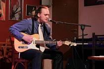 Matěj Keberle zahraje několik vlastních skladeb.