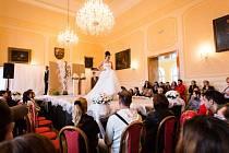Svatební veletrh v Kravařích. Ilustrační foto.