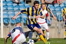 Slezský FC Opava - FC Vysočina Jihlava B 1:0