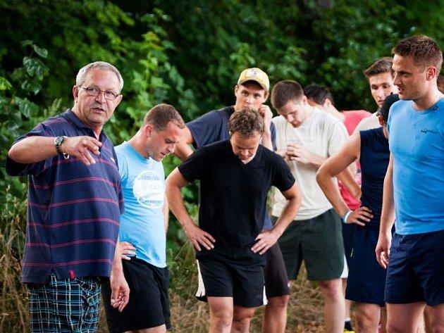 Hokejbalisté SHC Opava. Ilustrační foto.