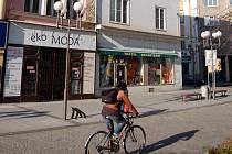 Dvojdům č.p. 62 a 63 na Horním náměstí v Opavě.