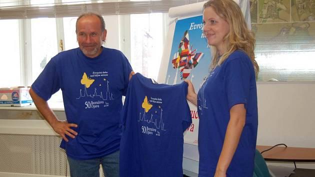 Tisková konference odstartovala v úterý dění okolo padesáté Bezručovy Opavy, která bude zahájena již sobotu 1. září ve Slezském divadle.