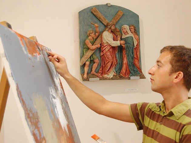 Malířské sympozium v Hradci nad Moravicí