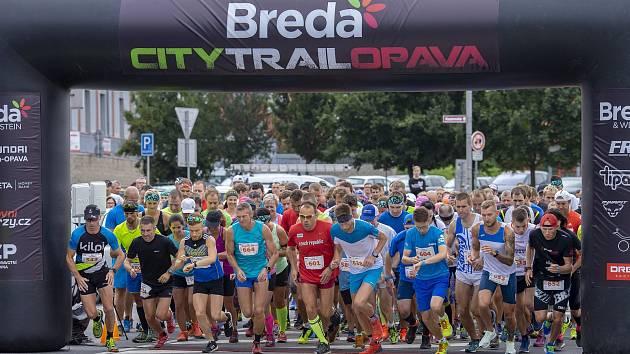 Běh městem i přírodou. To je běžecký závod Breda City Trail v Opavě