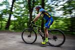 Stovky bikerů vyrazily v sobotu dopoledne z Horního náměstí na trať už 16. ročníku SILESIA bike marathonu. Čekala je cesta třeba kolem zámků v Raduni a Hradci nad Moravicí nebo podél řeky Moravice.