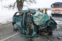 Nehoda - Velké Heraltice