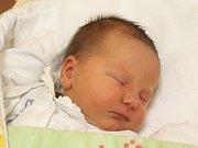 Klaudie Krejčí se narodila 6. listopadu, vážila 3,51 kilogramů a měřila 50 centimetrů. Rodiče Sylva a Jakub z Opavy své prvorozené dceři přejí, aby byla v životě zdravá, šťastná a spokojená.