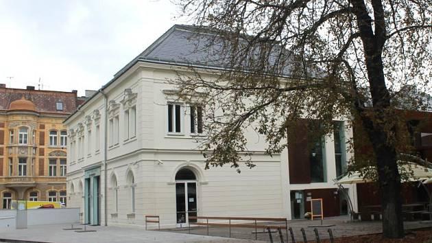 Kulturní dům Na Rybníčku. Ilustrační foto.