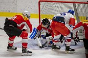 Turnaj U18 pěti zemí v Kravařích.