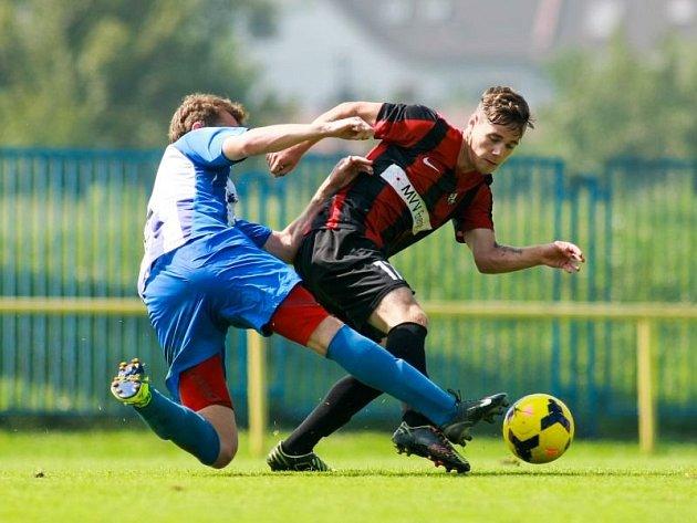 Slezský FC Opava B – MFK Vítkovice 2:1