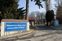 Nemocnice ve Vítkově.