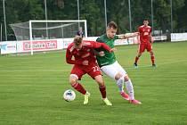 Fotbalisté Hlučína prohráli s béčkem SIgmy
