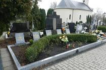 Na hlučínském městském hřbitově byl opraven válečný hrob z první světové války.