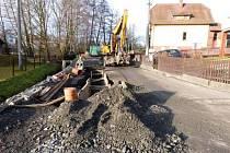 Kanalizaci v Ludgeřovicích se podařilo zrealizovat v průběhu dvaadvaceti měsíců.