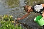 Pavel Válek je zkušený rybář.