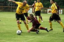 Fotbalisté Háje