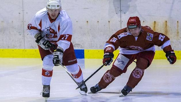 Hokejový klub Opava – HC Frýdek-Místek 1:4
