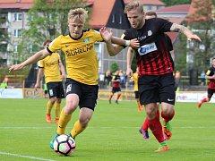 FK Baník Sokolov - Slezský FC Opava 0:1