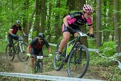 Závod na horských kolech pro širokou veřejnost od 2 let.Adrenalinová trať ve Slavkovském lesíku s překážkami.