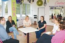 Ve spolupráci s Fitness centrem pro ženy Contours a s centrem zdravé výživy Bobaja, vám představujeme projekt Změna je život.