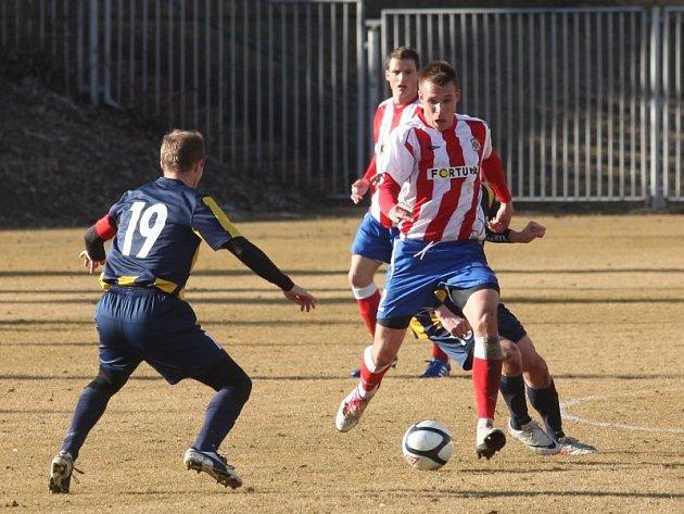 FC Zbrojovka Brno - Slezský FC Opava 2:1