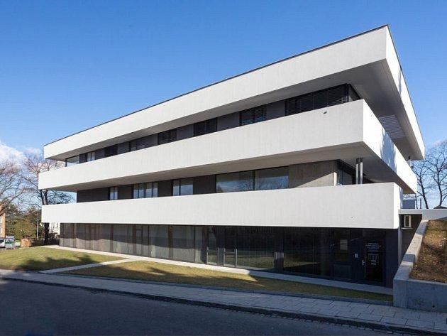 2) Rezidence Mendlova, Opava