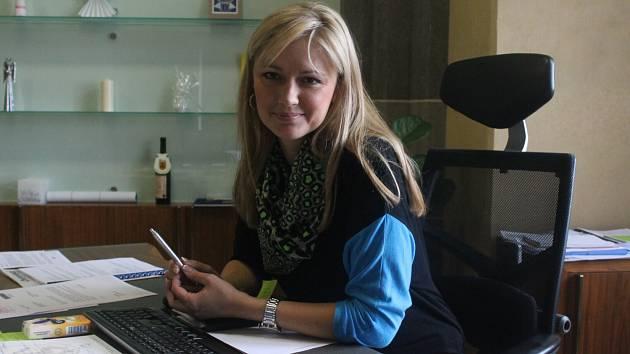 Monika Brzesková byla znovu zvolena do funkce starostky Kravař.