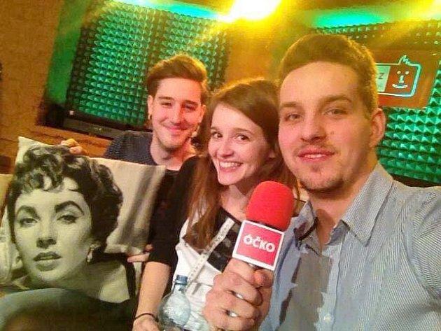 Kapela Come & Play vyhrála první místo v nejsledovanější české hitparádě na TV Óčko.