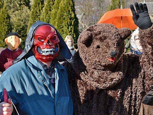 Vodění medvěda je v Kajlovci velmi silně zakotvenou tradicí. V obci se pořádá už více než čtyřicet let.