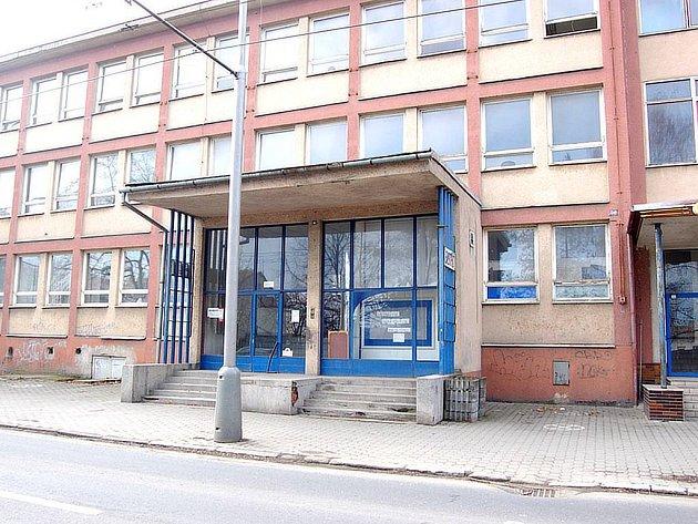 Ubytovna na Janské ulici v Opavě.