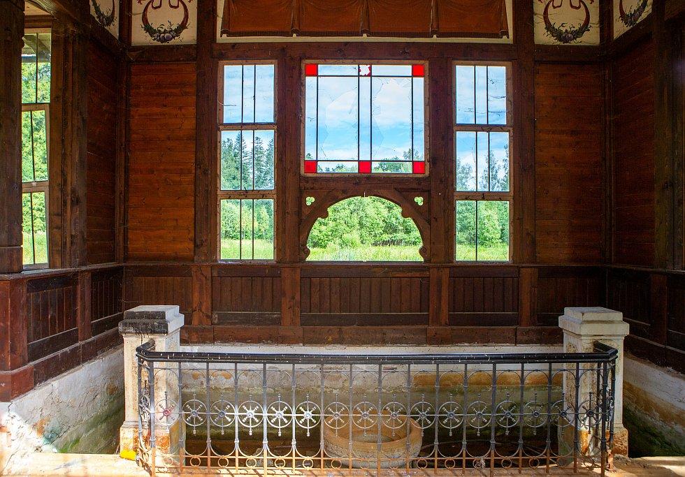 Jánské koupele.