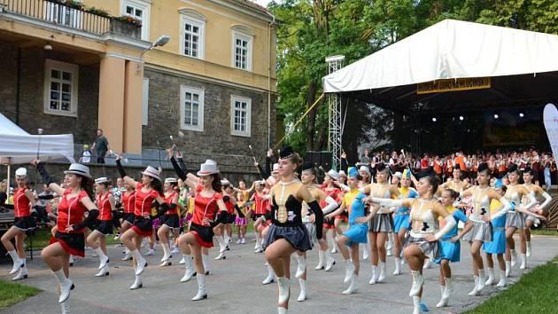 Během Hudebního jara se v Dolním Benešově představí mažoretky i dechové orchestry.