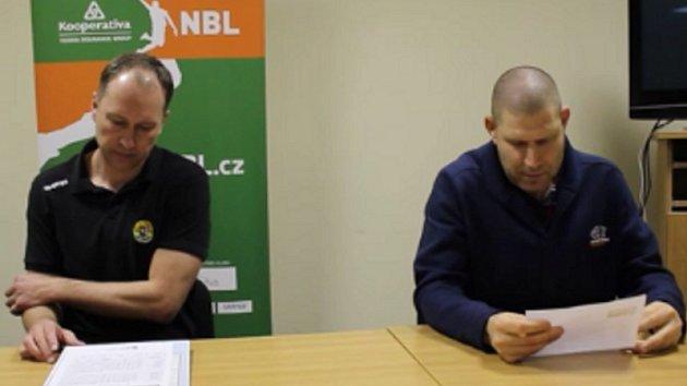 Kooperativa NBL: Opava - Nymburk