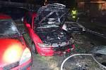 Šest hasičských jednotek zasahovalo v neděli 13. srpna po půlnoci u požáru ve Vítkově. Hořel zde dům, ve kterém bylo uskladněno dvacet kilogramů pyrotechniky.