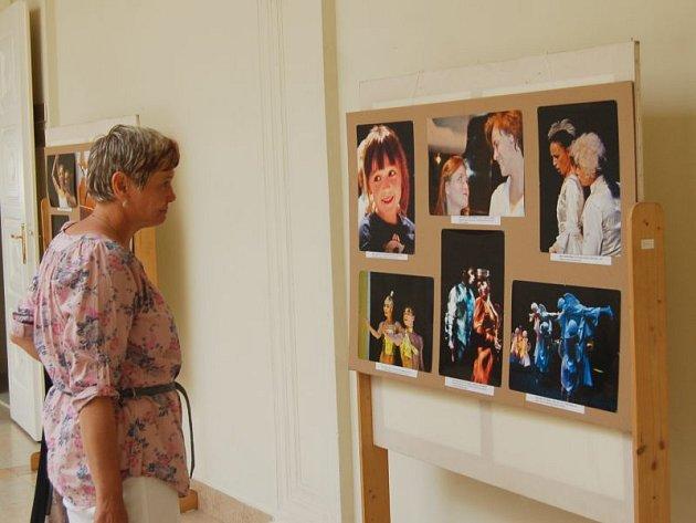 Ve vestibulu knihovny Petra Bezruče v Opavě si v těchto dnech můžete prohlédnout hned dvě výstavy.