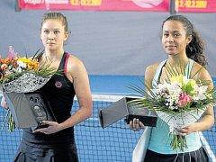 Pernilla Mendesová (vpravo)