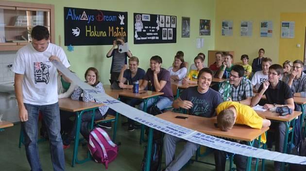 Slezské gymnázium získalo stříbrnou příčku v soutěži Gympl roku v Moravskoslezském kraji.